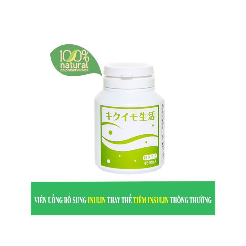Viên uống điều trị tiểu đường Kikimo